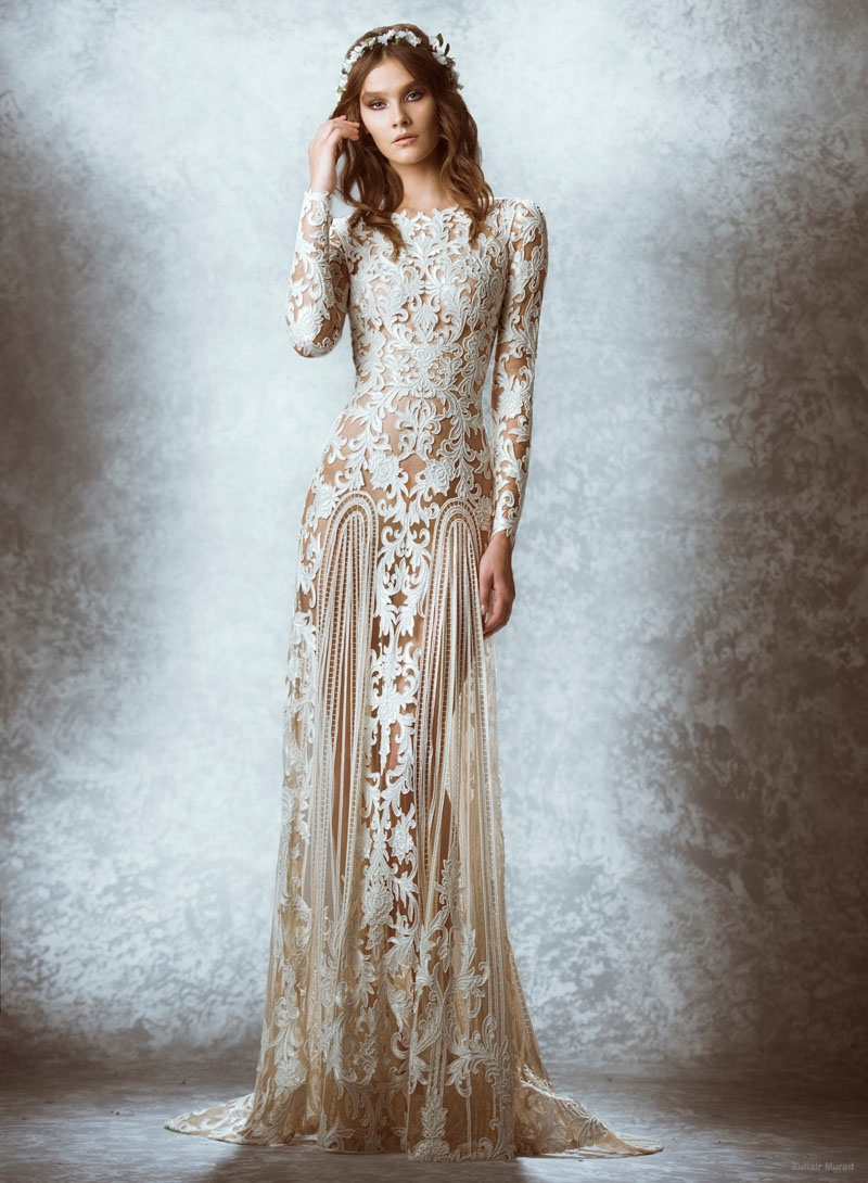 Non Traditional Fall Wedding Dresses_Wedding Dresses_dressesss