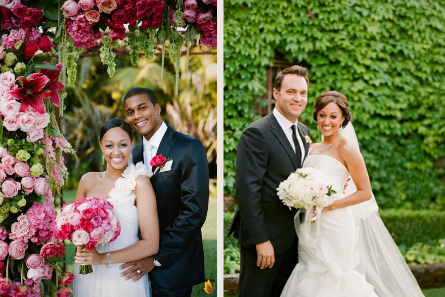 Tamera Mowry Wedding Dress Glitz Amp Bells