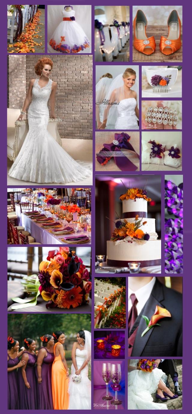 Create Fall Theme 2 Elegant with Purple