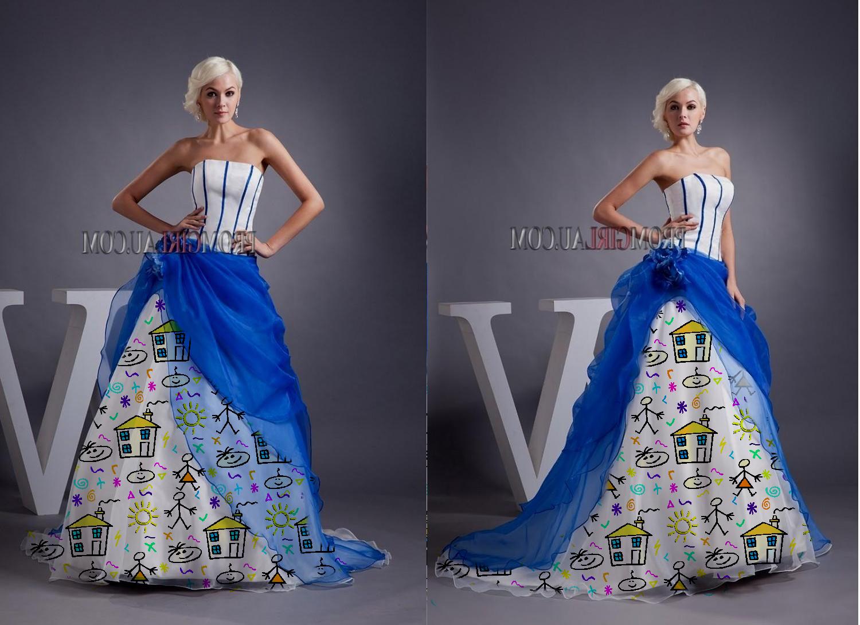 Royal Blue And White Wedding Dresses Pemerintah Kota Ambon