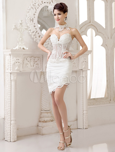 sexy-mermaid-ivory-lace-sweet-heart-detachable-wedding-gown-419515-2038035